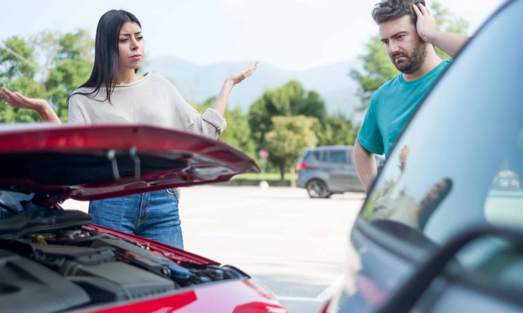 What You Shouldn't Do After a Car Accident | The Fell Law Firm