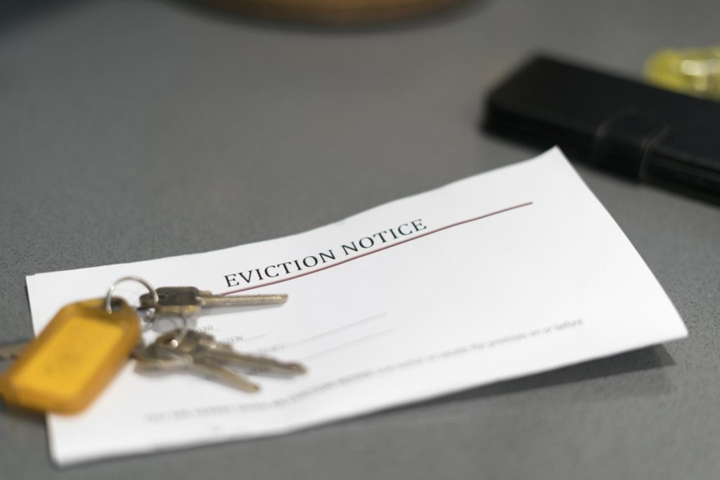What Can You Do If a Tenant Refuses to Leave Your Property?   The Fell Law Firm   iStock-1214392153