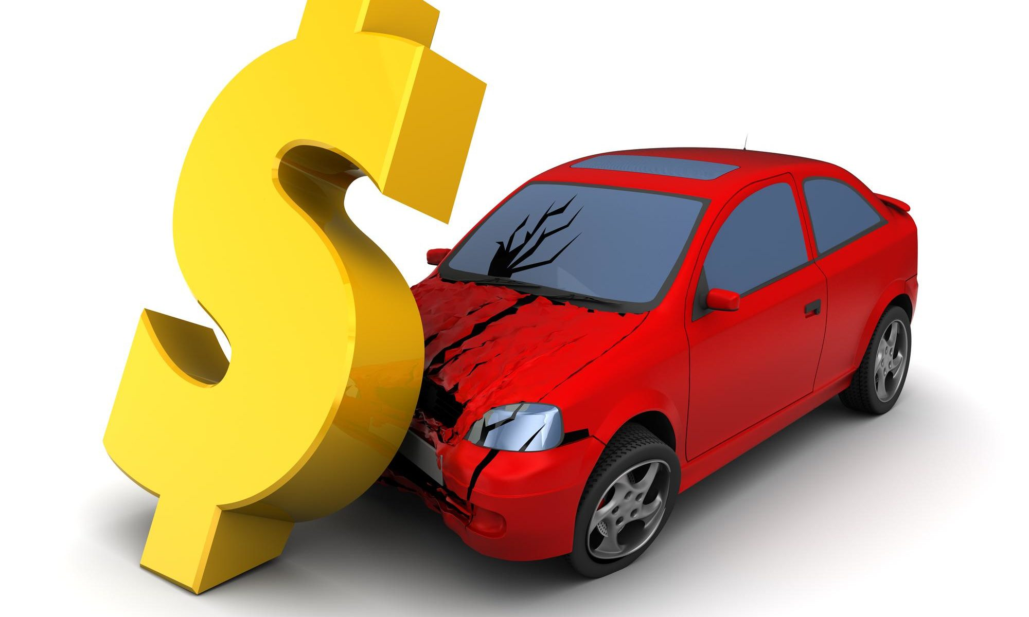 How Much Can a Car Accident Cost You? | Fell Law Firm | iStock-664915360