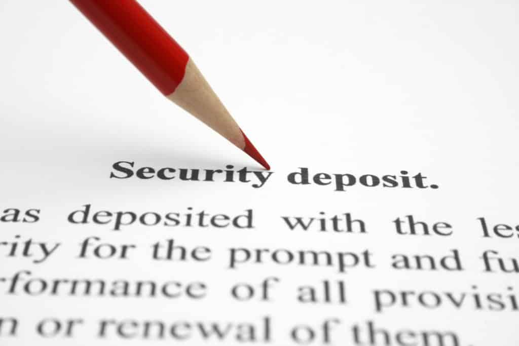 What to Do If Your Landlord Won't Return Your Deposit | Fell Law Firm | iStock-160589255